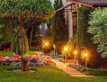 Illuminazione, un'atmosfera romantica